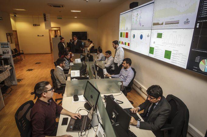 Red de Conectividad del Estado: equipos trabajan 24 horas al día ante los 80 mil ciberataques que se reciben al mes