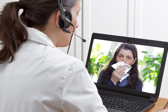 El cifrado y los permisos restringidos son claves para una telemedicina segura